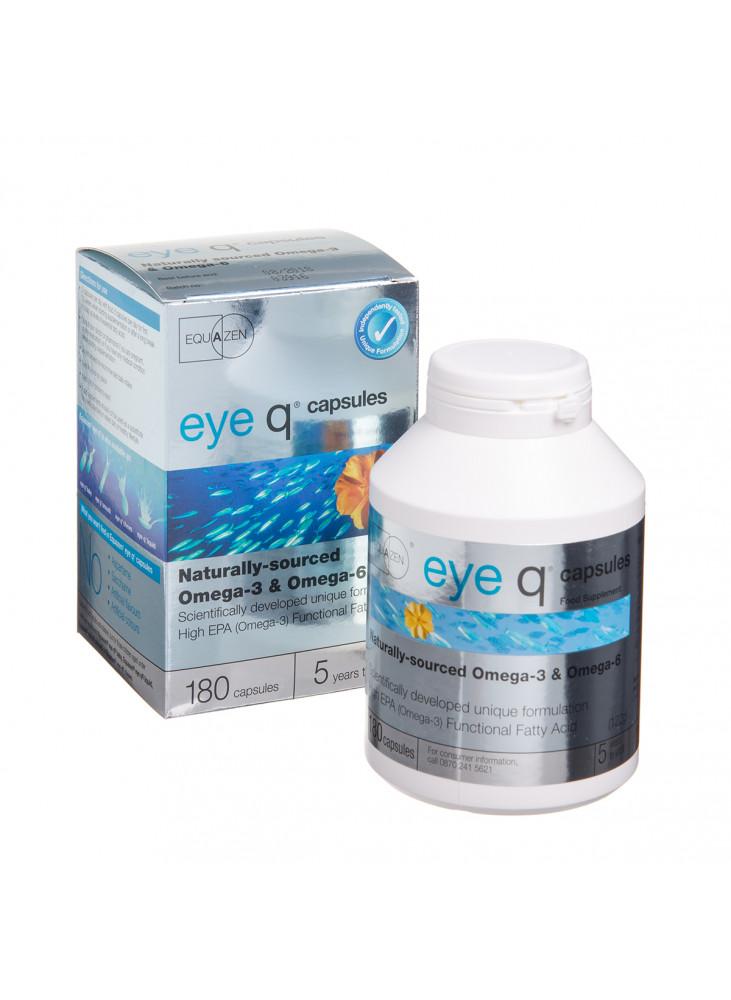 Equazen Eye Q 180 kapsulių