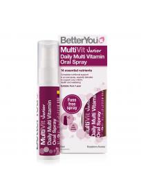 Better You Vitaminai MULTIVIT, 25ml