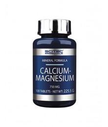 Scitec Calcium-Magnesium (Kalcis-Magnis), N100