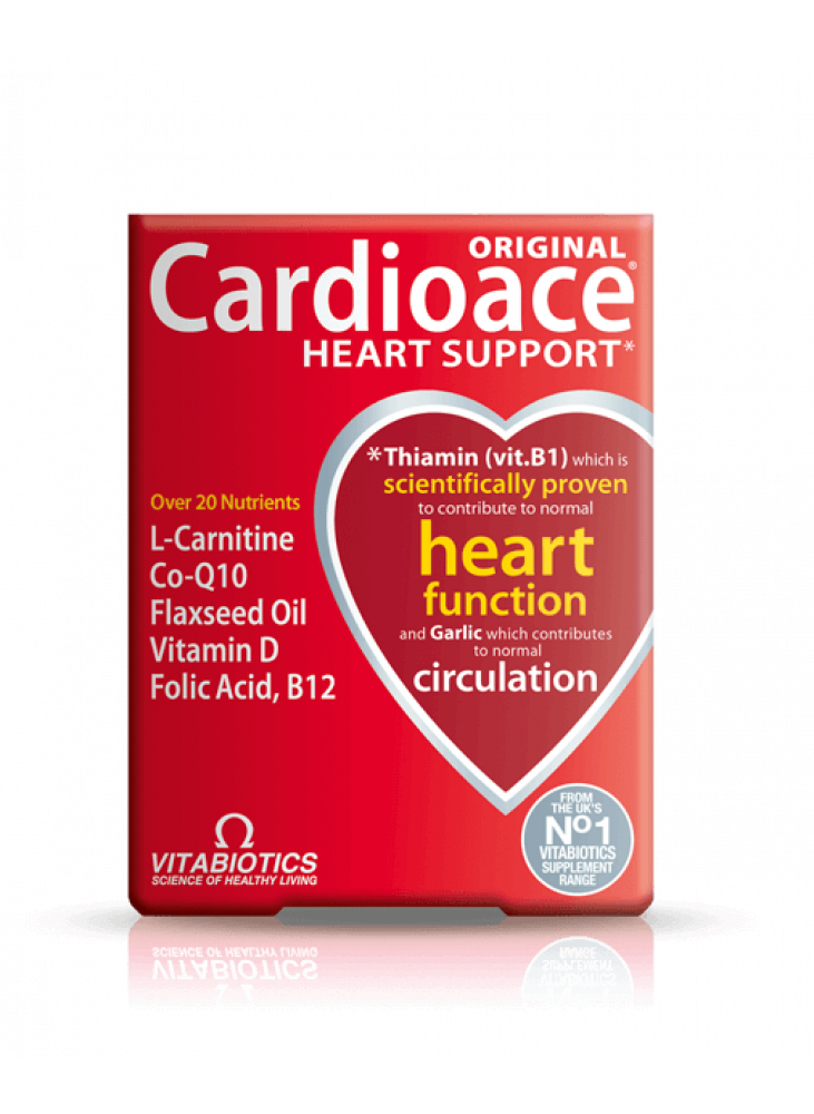 Cardioace Heart Support, N30
