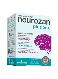 Neurozan Plus DHA, 28 kapsulės / 28 tabletės