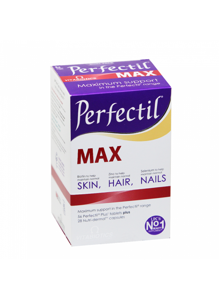 Perfectil Max, 56 tab. + 28 kaps.
