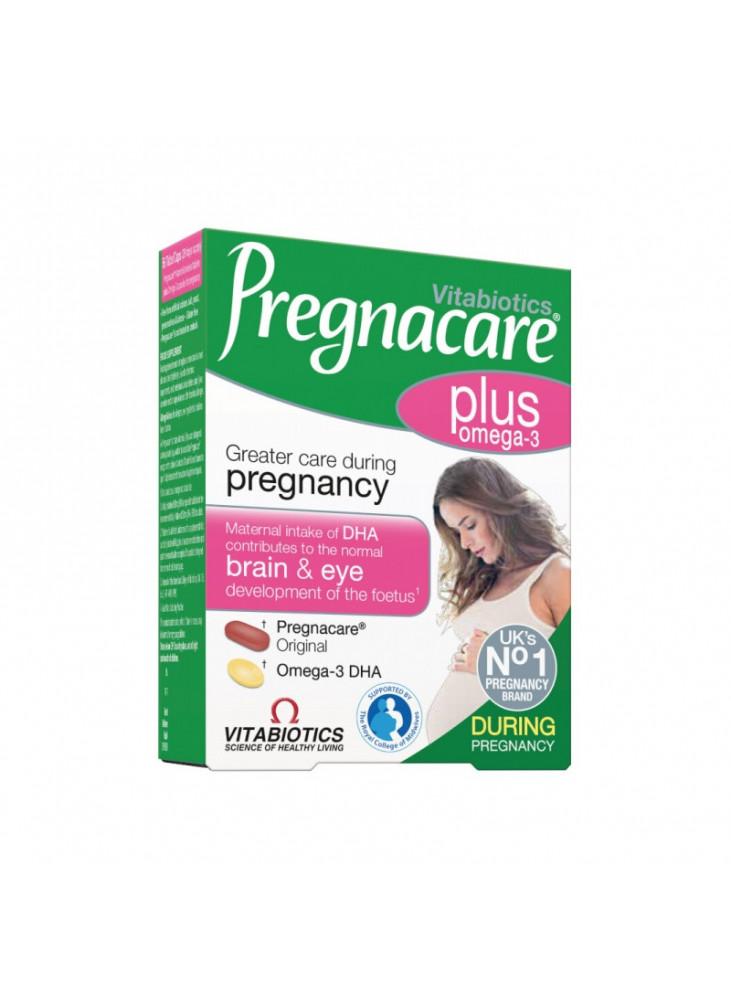 Pregnacare® Plus Omega-3, N30